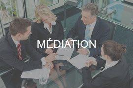 Lexjurismo : conseil en médiation et médiateur